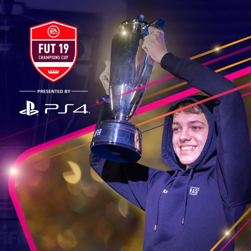 F2Tekkz is ultimate champion of the FUT Champions Cup Bucharest 2018