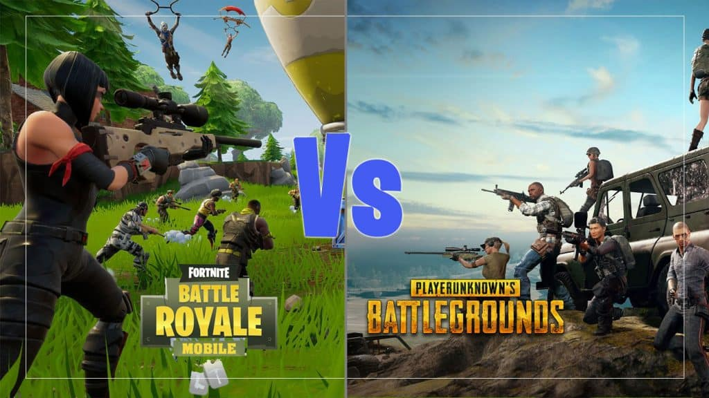 Fortnite-Battle-Royale-vs-PlayerUnknown-PUBG-Esports-Epic-Games-Competitor