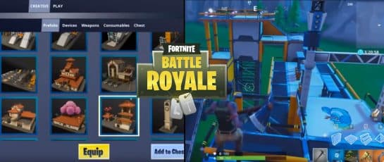 Fortnite-Creative-Mode-Battle-Royale-Artist-Work-Island