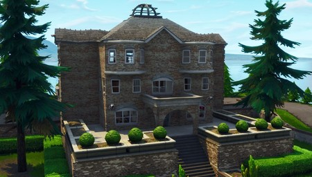 Fortnite Creative Mode House Building Castle Map