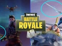 Fortnite Infinity Sword Epic Games LEAK Rumor Lottery Creative Mode Batle Royale