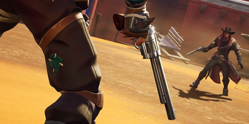 Fortnite Wild West LTM