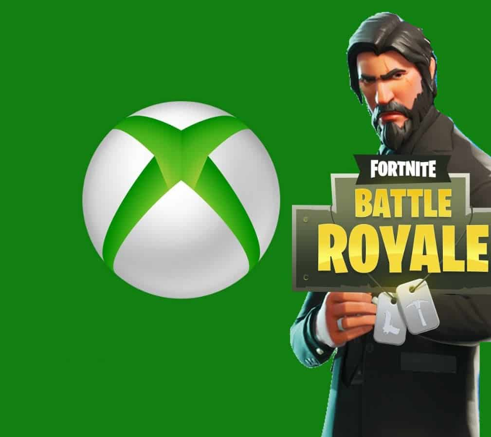 fortnite xbox live gold bundle winter royale eu winner. Black Bedroom Furniture Sets. Home Design Ideas