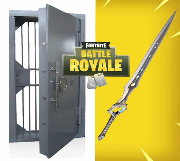 Fortnite infinty blade vaulted