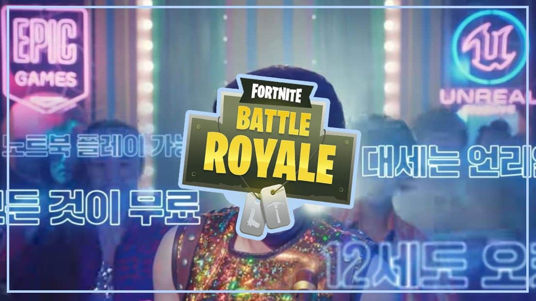 Fortnite is taking over Korea