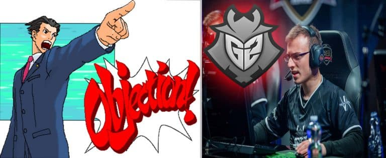 G2 Esports Perkz Faces Accusations of Poaching Players Esports LoL League of Legends