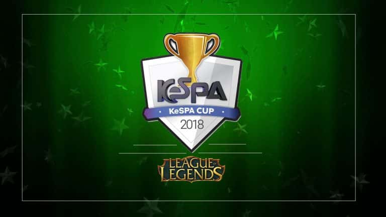 KeSPA Cup Esports Round of 8, Day 2 SKT and DAMWON to Quarters League of Legends lol