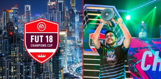 Msdossary is the Gfinity FUT 19 Champions Cup Champ Fifa 19 Esports