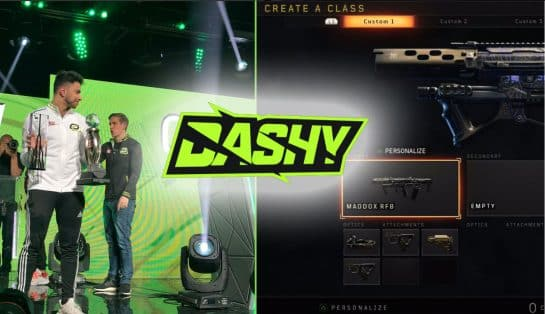OpTic Dashy Shows off his Black Ops 4 Classes Call of Duty OpTic Gaming Esports CWL