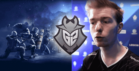 G2 Esports Pengu Furious with New Season Rainbow Six Siege Esports R6 Pro League