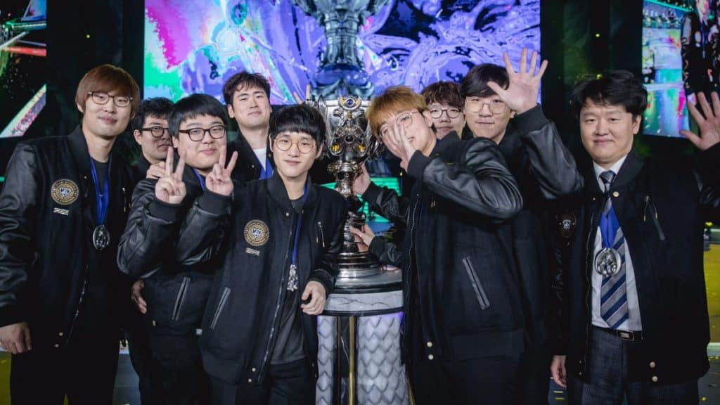 Samsung Galaxy Esports LoL League of Legends Championships Gaming