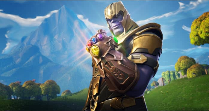 THANOS IS COMING BACK to Fortnite! Battle Royale Winter Will Be Scary!
