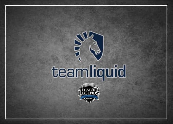 Team Liquid Esports League of Legends Championship Series North American Spring Split LCS