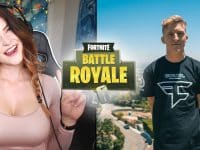 Tfue and KittyPlays Wins Duos in Fornite Battle Royale Korea