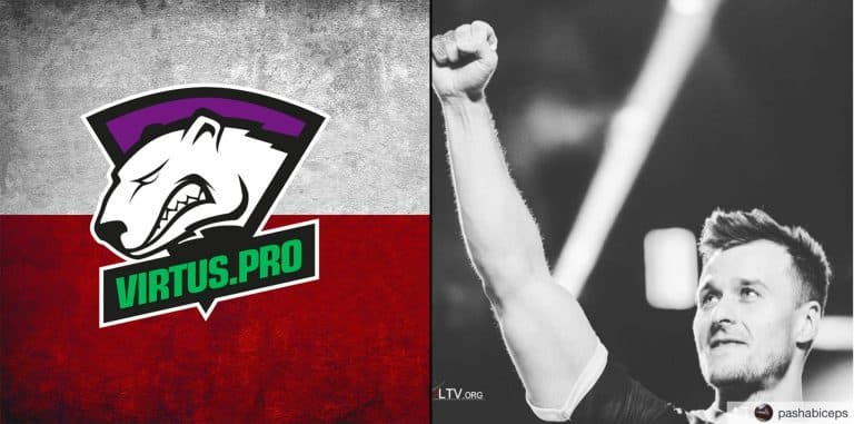 Virtus.pro stops competing, pashaBiceps retires from CSGO Esports Counter Strike