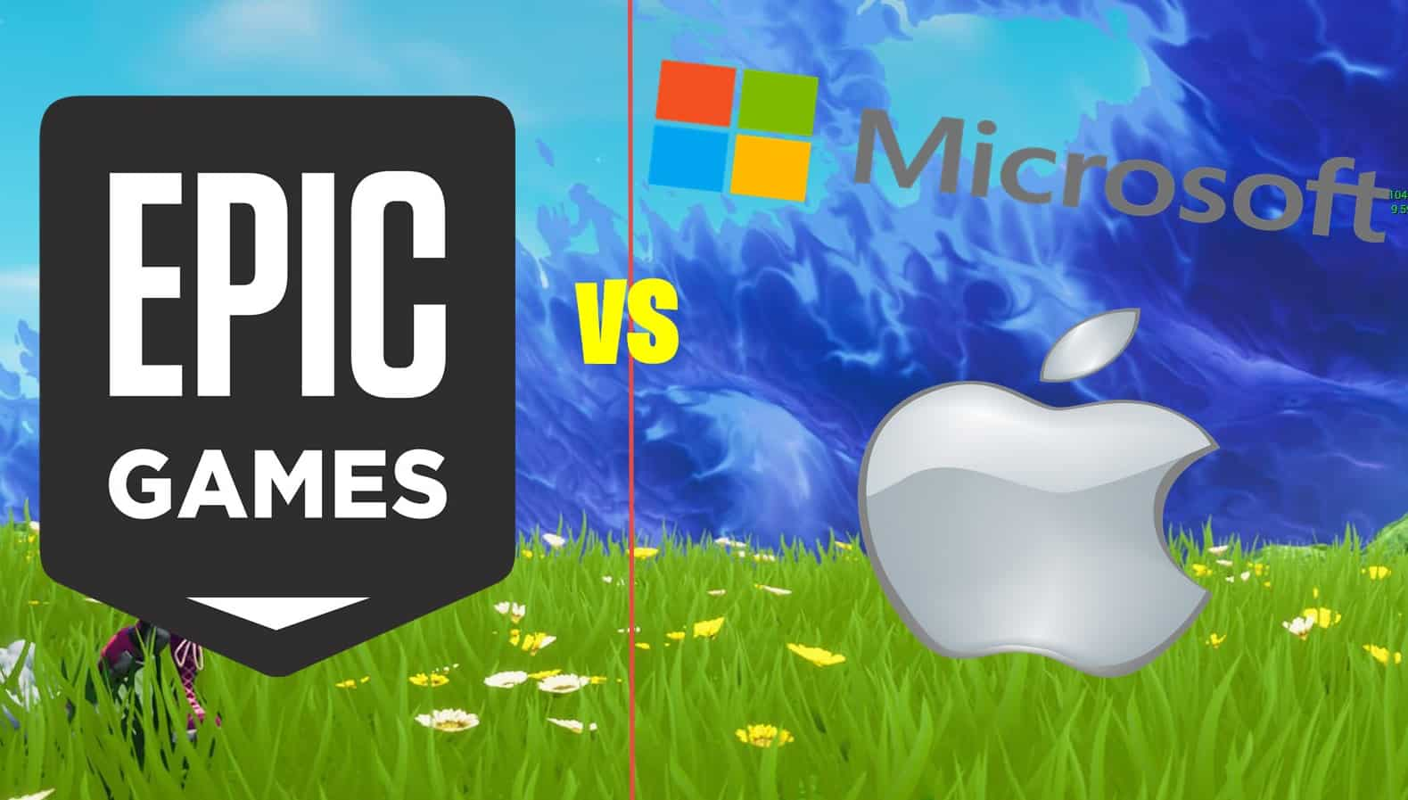 Epic Games Serves Beef To Google and Apple - Game Life