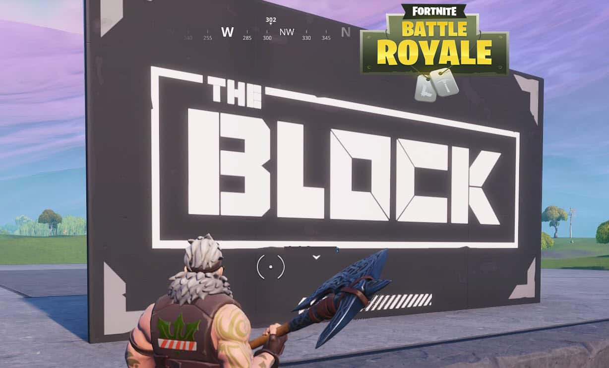 the block introduced in fortnite season 7