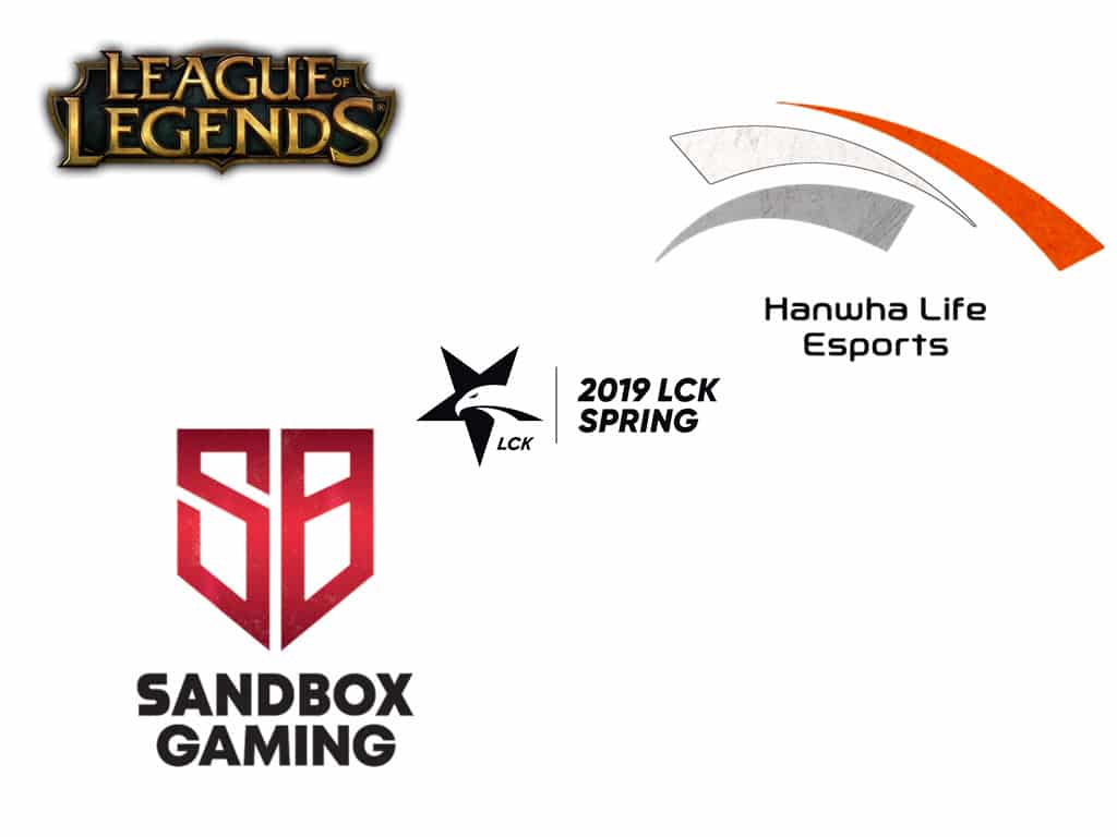 2019 League of Legends Champions Korea Spring Split 32019 League of Legends Champions Korea Spring Split 3
