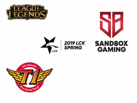 2019 League of Legends Champions Korea Spring Split