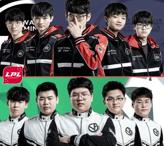 2019 League of Legends LPL Spring Matches Recap 4
