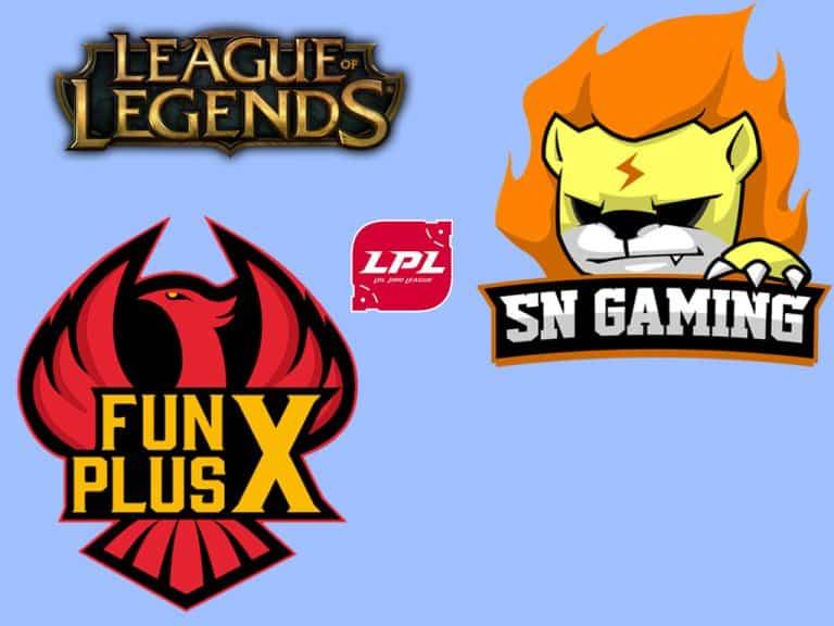 2019 League of Legends LPL Spring Matches Recap