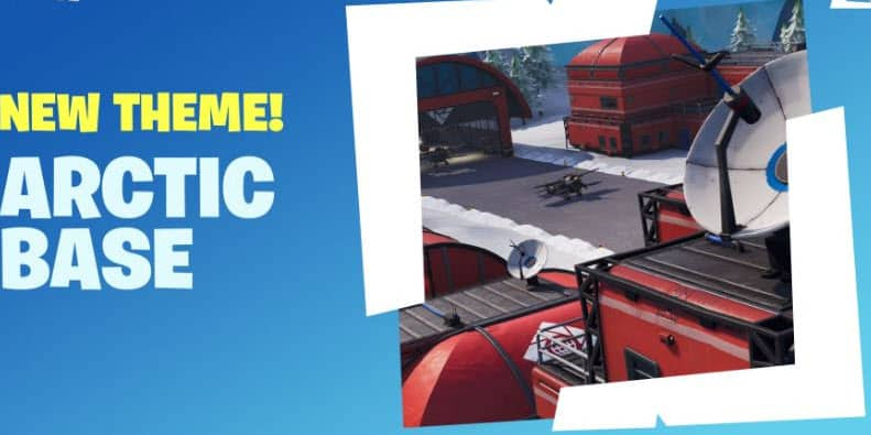 Artic Base comes with the v7.30 Update