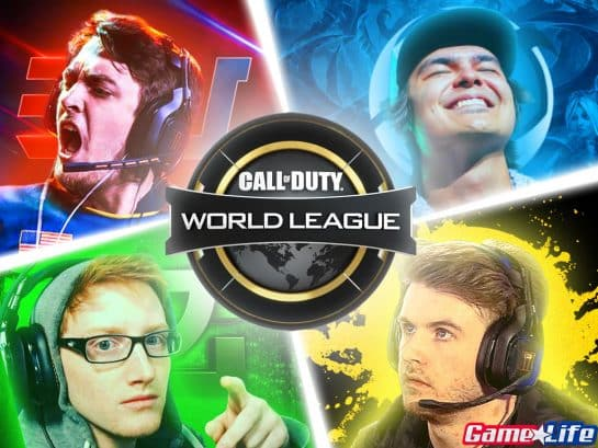 CWL Pro League 2019 Schedule and Teams Official Call of Duty Black Ops 4 Updated Esports