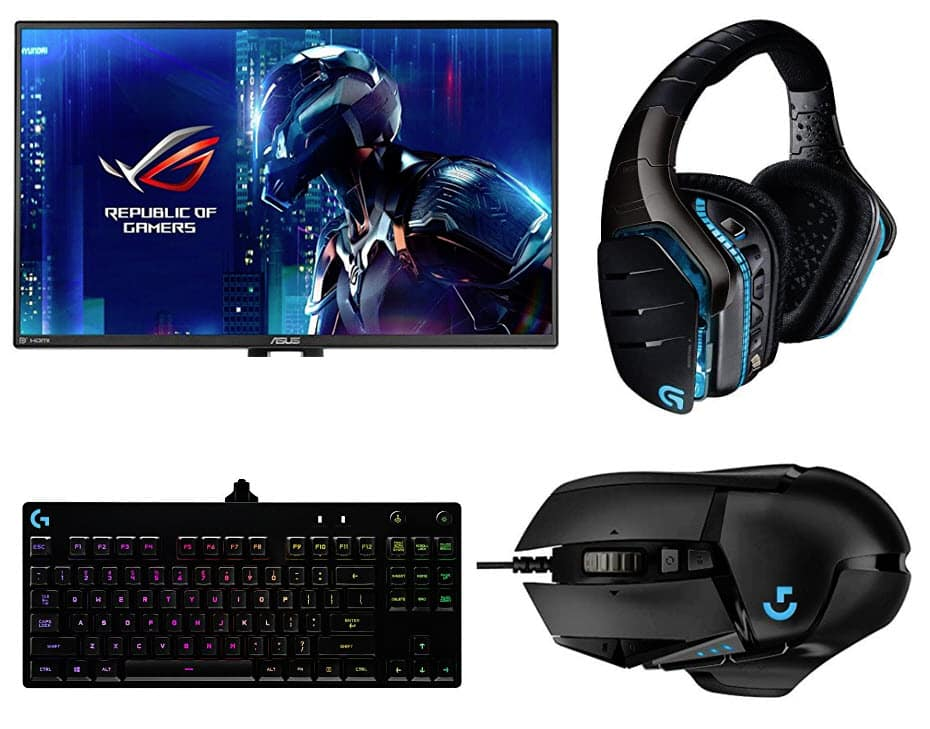 Dakotaz fortnite headset monitor mouse keyboard setup