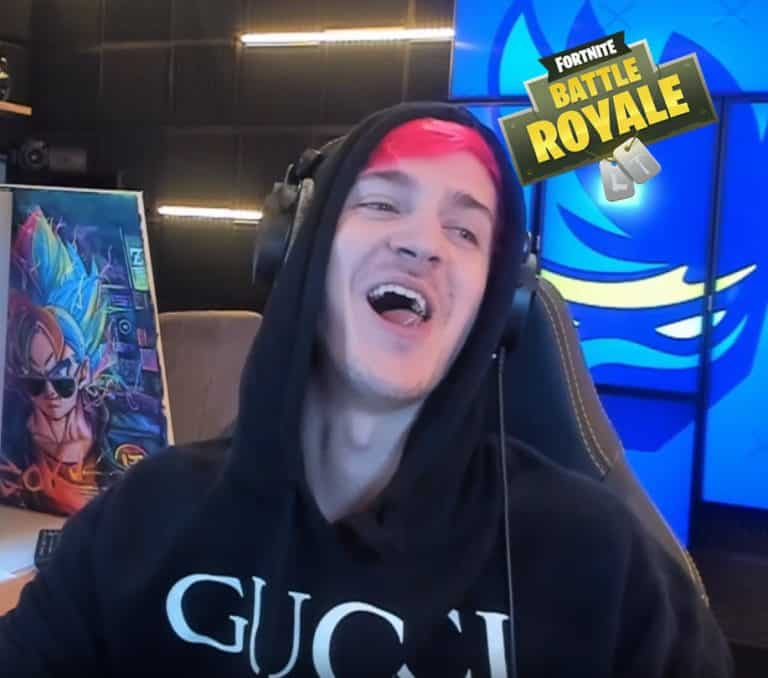 Drunk Ninja rants about fortnite glitches while intoxicated during twitch stream