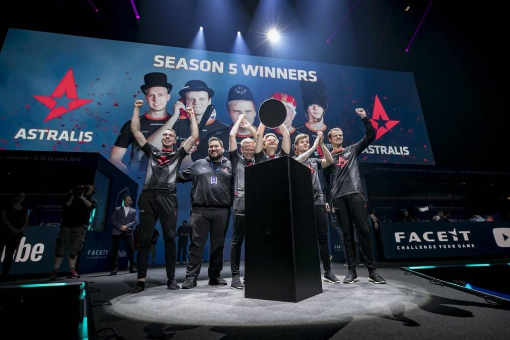 Esports Astralis Dominance Explained [CSGO] Counter Strike ECS Finals ESL Pro League