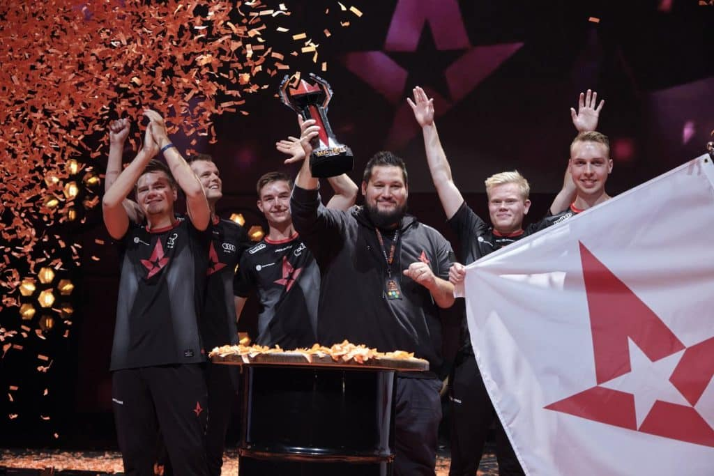 Esports Astralis Dominance Explained [CSGO] Counter Strike Trophy