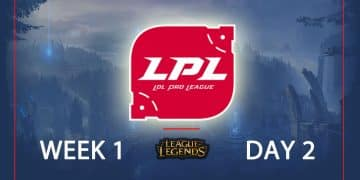 Esports League of Legends Pro League Spring Split [W1D2]