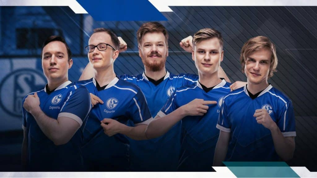 FC Schalke 04 Championships League of Legends LoL Esports 2019 LEC
