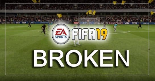 FIFA 19 is Just Broken Esports Fut Gaming