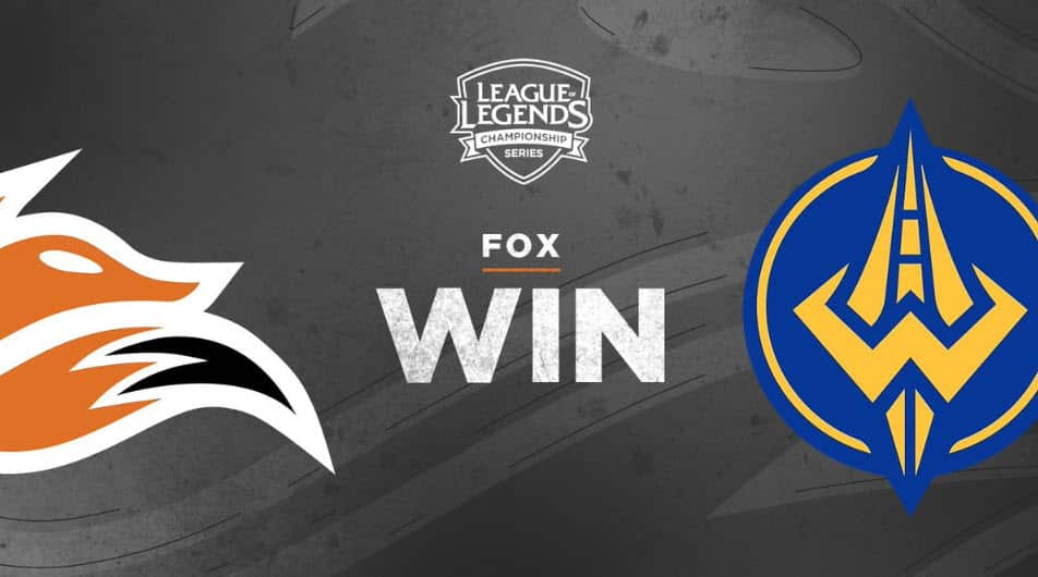 FOX vs GGS LCS Spring Matches Recap LOL Esports League of Legends
