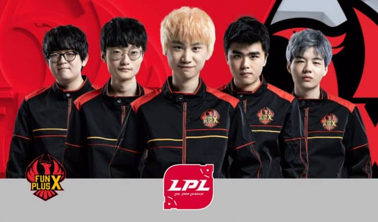 FPX TOP LPL Spring 2019 League of Legends LoL Esports Week 3