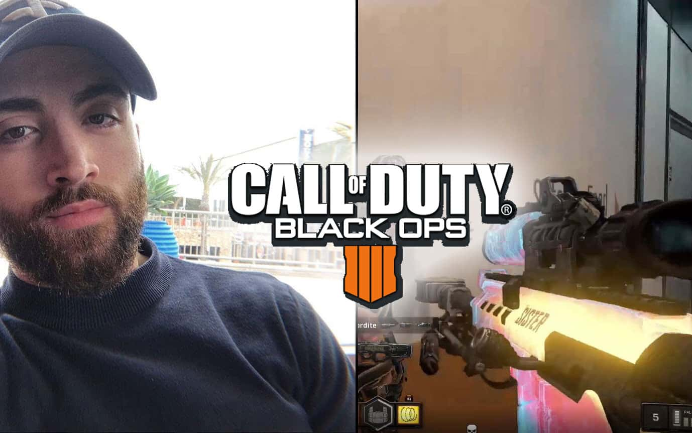 FaZe Agony Plays Black Ops 4. Sees Something Out of a Horror Movie. Twitch Stream Black Ops 4