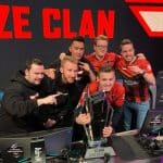 FaZe eLEague invitational champions