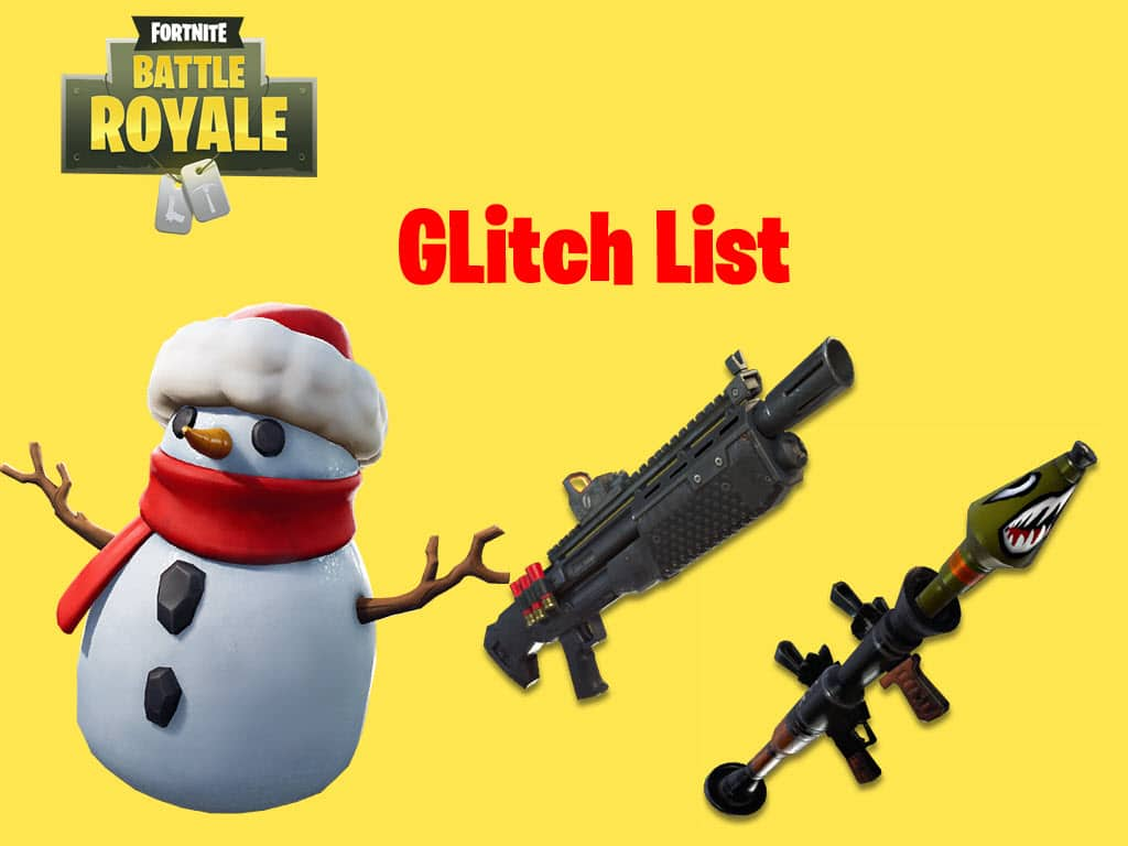 Fortnite Bugs Exploits Glitches That Need Patching