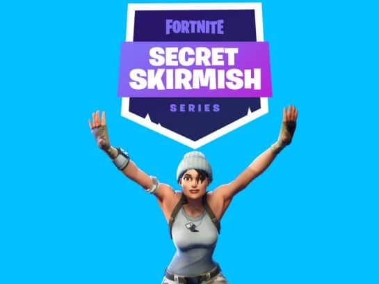 Fortnite Secret Skirmish Series Tournament Invitational Who gets invited
