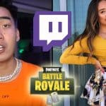Instagram Model Checks Out RiceGum's New Sweater Twitch