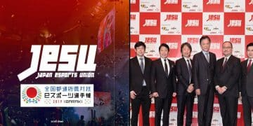 Japan Esports Union Committed to Growing Competitive Gaming in Japan