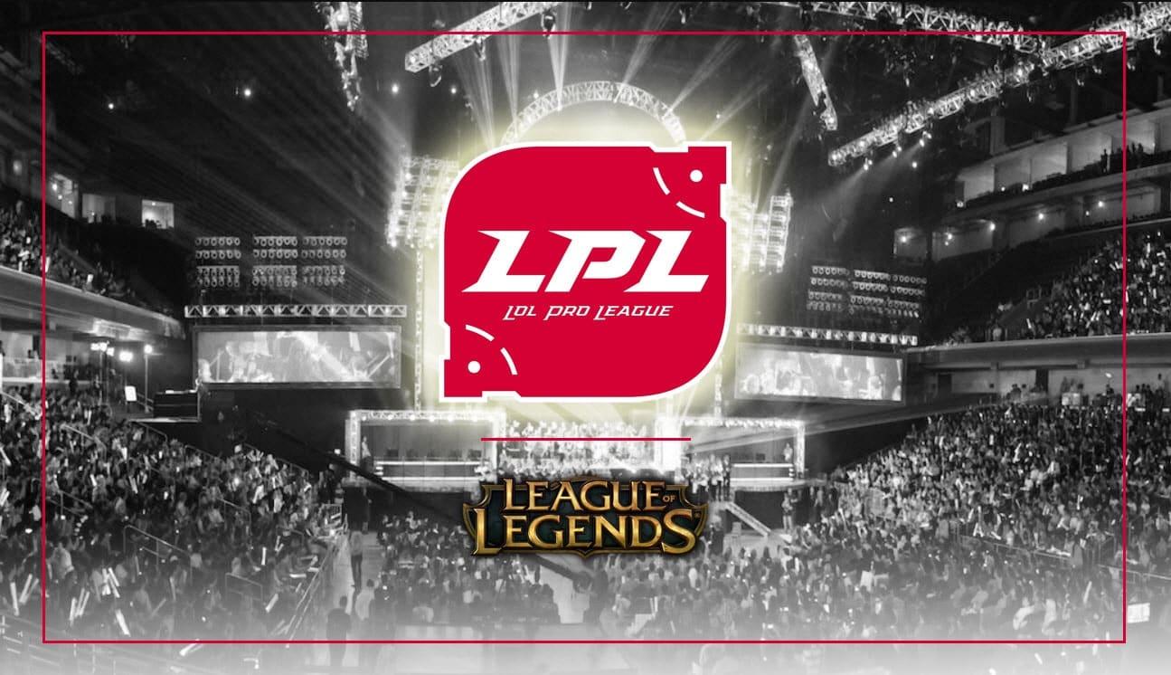 LPL Spring Split W1D1 League of Legends LoL