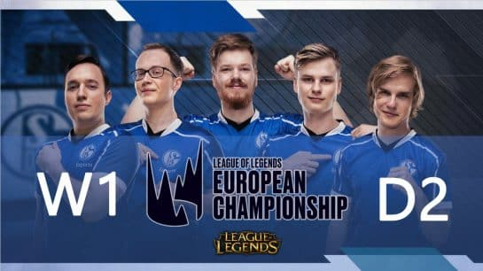 League of Legends European Championship Spring Split [W1D2] Recap