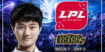 League of Legends Pro League Spring Split [W1D3] Esports LoL Gaming