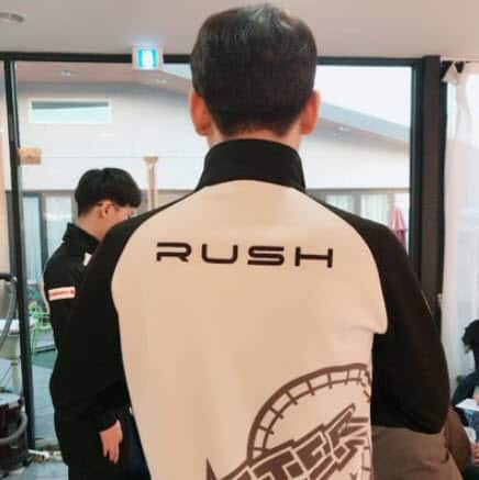 Lee Yoon-jae Rush Esports League of Legends