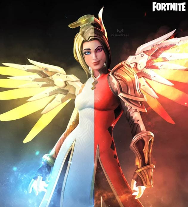 Mercy vs Ark image