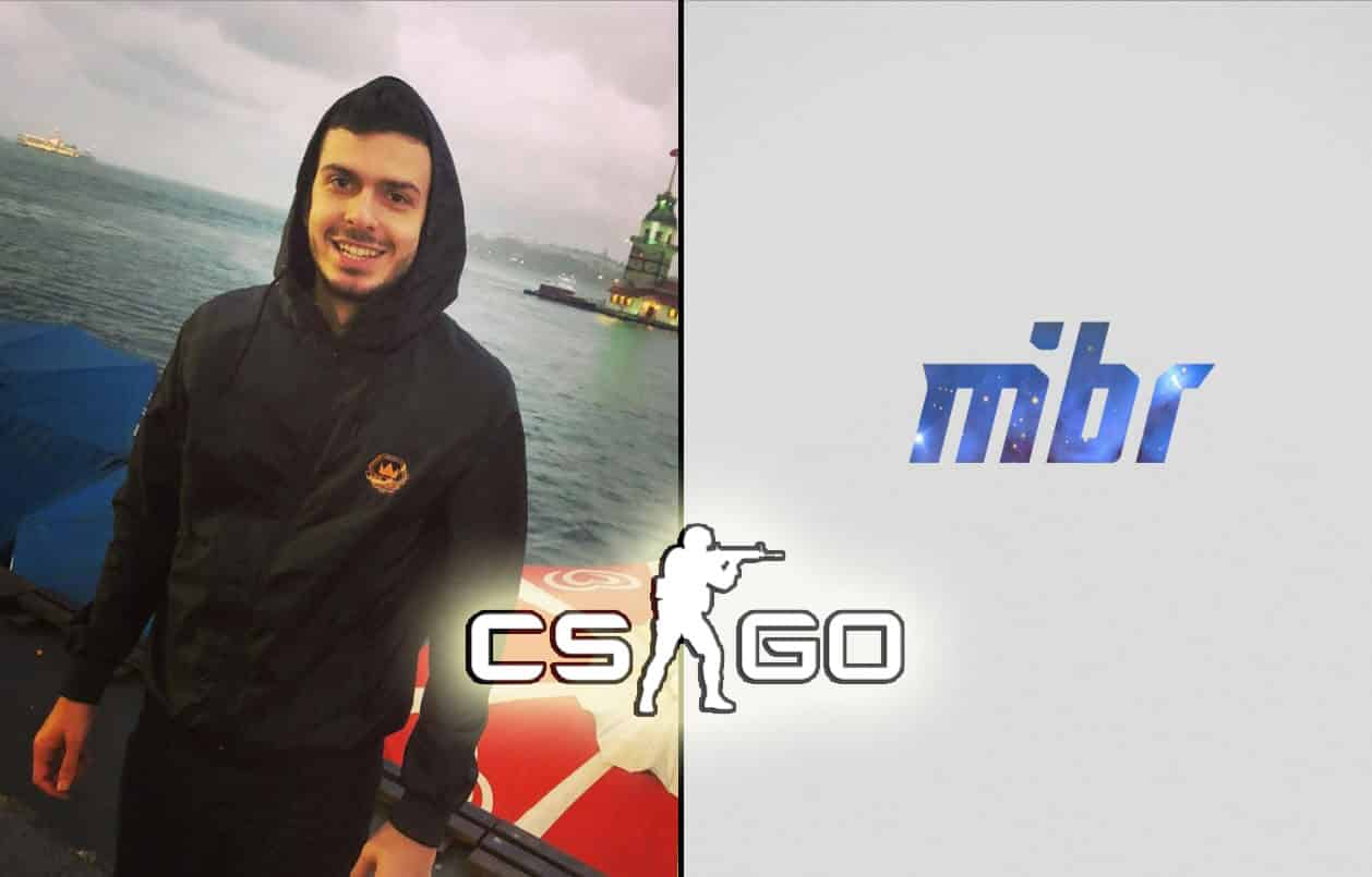 MiBR Shouldn't Have Benched Tarik Esports Counter Strike CSGO