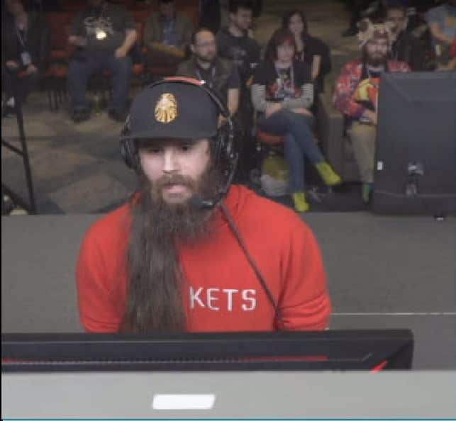 Mystery Gamer Gets Jiggy With It At Games Gone Quick Twitch Stream