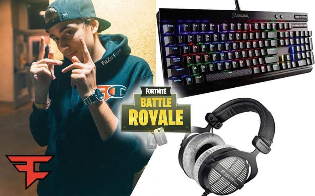 Ninja-fortnite-setup-most-common-fortnite-esport-pro-player-setups